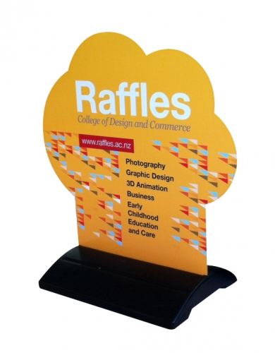 Raffles-Foot-Path-Sign-New
